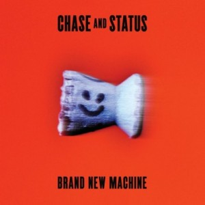 Chase & Status - Brand New Machine CD - 06025 3750926