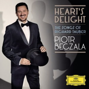 Piotr Beczala , The Royal Philharmonic Orchestra , Lukasz Borowicz - Heart's Delight - The Songs Of Richard Tauber  CD - 00289 4790838