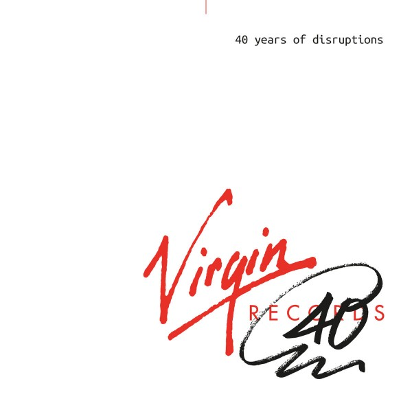 Virgin Records: 40 Years Of Disruptions  CD - 06007 5345321