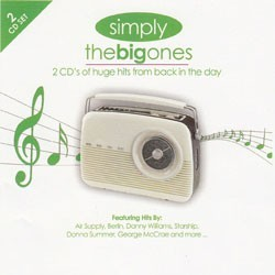 Simply The Big Ones CD - SSS557