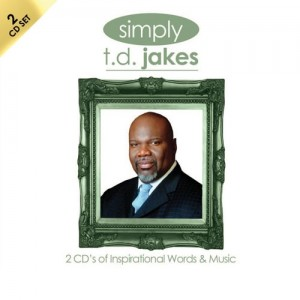 T. D. Jakes - Simply T.D. Jakes CD - SSS 953