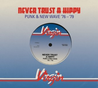 Never Trust A Hippy CD - 60075345651