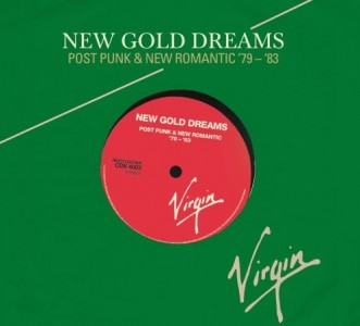 New Gold Dreams CD - 60075345790