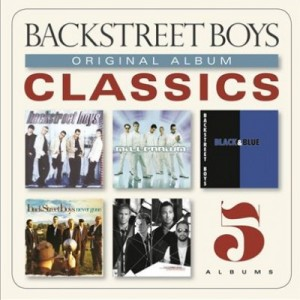Backstreet Boys - Original Album Classics CD - 88883763232