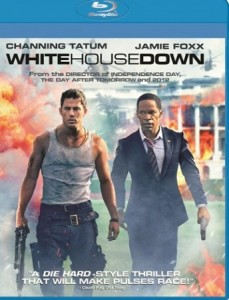 White House Down Blu-Ray - B0565 BDS
