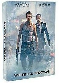White House Down (Steelbook) Blu-Ray - B0565SB BDS