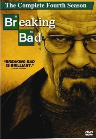 Breaking Bad: Season 4 DVD - 10225768