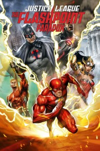 Justice League: The Flashpoint Paradox DVD - Y32653 DVDW