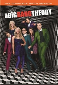 The Big Bang Theory Season 6 DVD - Y32645 DVDW