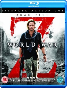 World War Z Blu-Ray - WLBD131429 BDP
