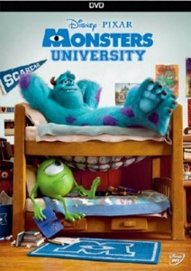 Monsters University DVD - 10222954