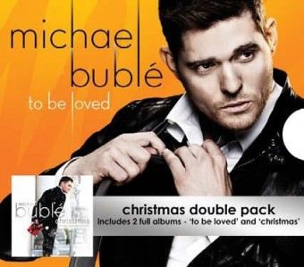 Michael Buble - To Be Loved / Christmas CD - WBCD 2321