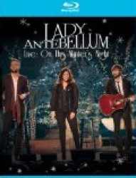 Lady Antebellum - Live On This Winter's Night Blu-Ray - BRERE019
