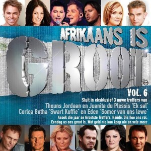 Afrikaans Is Groot Vol.6 CD - CDJUKE 78