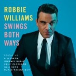 Robbie Williams - Swings Both Ways CD - 06025 3756148