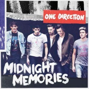 One Direction - Midnight Memories CD - CDRCA7399