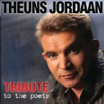 Theuns Jordaan - Tribute To The Poets CD - TJPCD 003