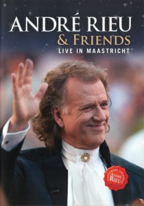 Andre Rieu - & Friends - Live In Maastricht DVD - 06025 3753705