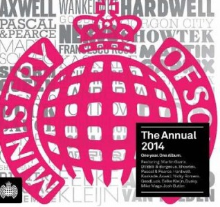 Ministry Of Sound: The Annual 2014 CD - CDJUST 660