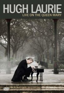 Hugh Laurie - Live On Queen Mary DVD - EREDV993