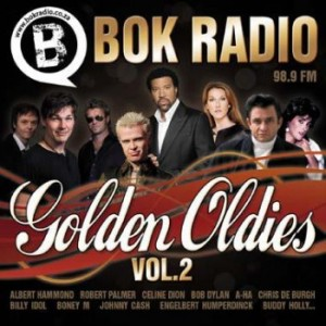Bok Radio Golden Oldies Vol 2 CD - CDSEL0031
