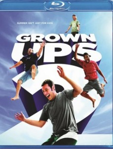 Grown Ups 2 Blu-Ray - 10225732