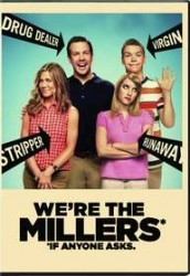 We're The Millers DVD - Y32761 DVDW