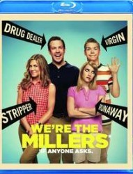 We're The Millers Blu-Ray - Y32762 BDW