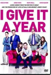 I Give It A Year DVD - 04015 DVDI