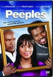 Tyler Perry Presents Peeples DVD - 04011 DVDI