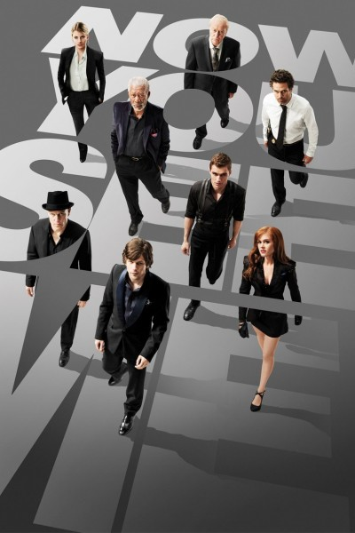 Now You See Me DVD - 04019 DVDI