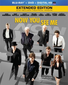 Now You See Me Blu-Ray - 04019 BDI