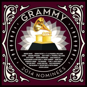 2014 Grammy Nominees CD - ATCD 10361