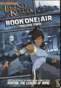 The Legend of Korra: Book One: Air - Volume 2 DVD - EU134284 DVDP