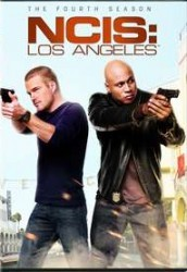 NCIS Los Angeles Season 4 DVD - EU134344 DVDP