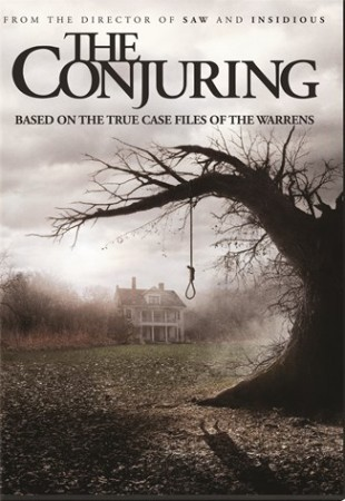 The Conjuring DVD - Y32664 DVDW