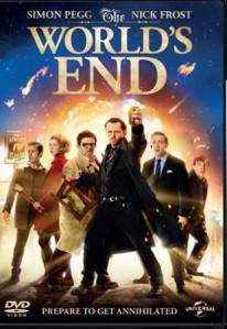 The World's End DVD - 67941 DVDU