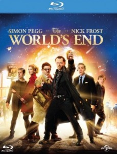 The Worlds End Blu-Ray - BDU 67941
