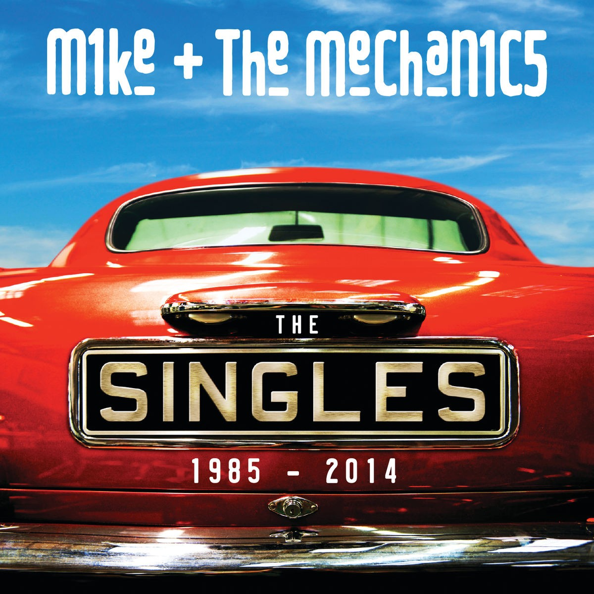 Mike And The Mechanics - The Singles 1985-2014 CD - 06025 3753171