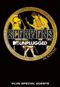 Scorpions - Mtv Unplugged Live In Athens DVD - 88883730849