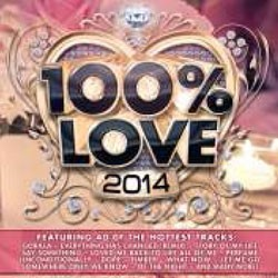 100% Love 2014 CD - CSRCD 382