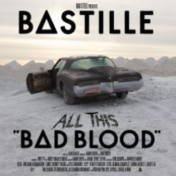 Bastille - All This Bad Blood CD - 06025 3760814