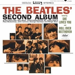 The Beatles - The Beatles' Second Album CD - 06025 3764361