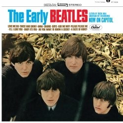 The Beatles - The Early Beatles CD - 06025 3764367