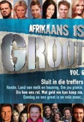 Afrikaans Is Groot Vol. 6 DVD - DVDJUKE 27
