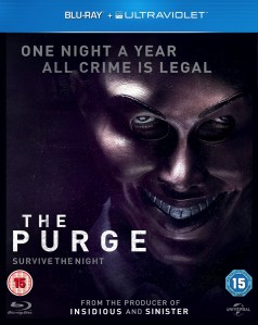 The Purge Blu-Ray - BDU 68294