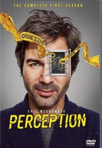 Perception Season 1 DVD - 10223604