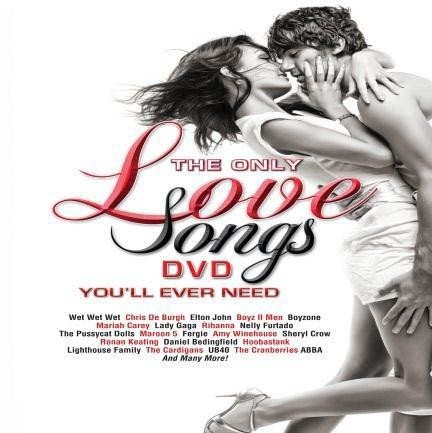 The Only Love Songs Dvd You'll Ever Need DVD - UMMDVD 8056