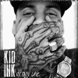 Kid Ink - My Own Lane CD - CDRCA7408