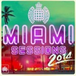 Miami Sessions 2014 CD - CDJUST 691